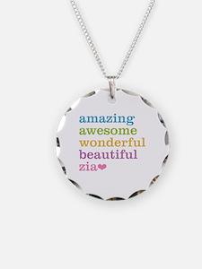 Zia - Amazing Awesome Necklace