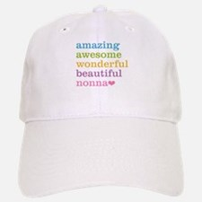 Nonna - Amazing Awesome Baseball Baseball Cap