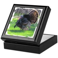 Wild Turkey Keepsake Box