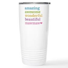 MawMaw - Amazing Awesom Travel Mug