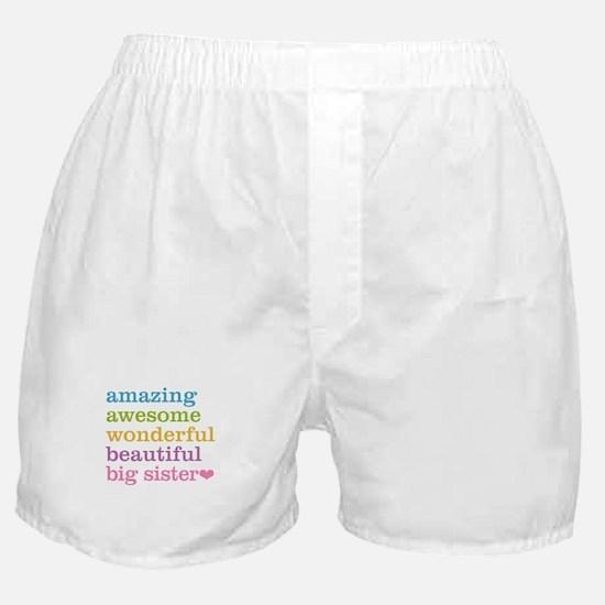 Big Sister - Amazing Awesome Boxer Shorts