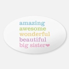 Big Sister - Amazing Awesome Decal