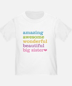 Big Sister - Amazing Awesome T