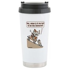 Cool Politics Travel Mug