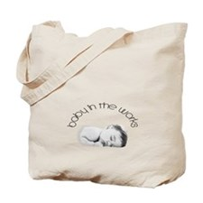 Baby In The Works Tote Bag