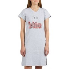 I'm in The Clubhouse and you're Women's Nightshirt