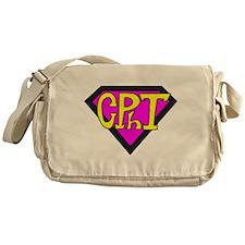 Superhero Technician Messenger Bag