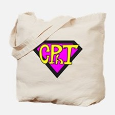 Superhero Technician Tote Bag