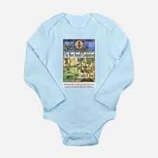 Mary Russell Companion Long Sleeve Infant Bodysuit