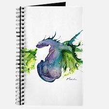 Wildfire Water Dragon Journal