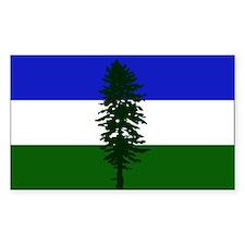 Cascadia Flag Decal