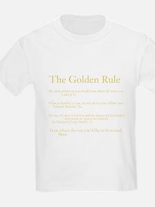 Golden Rule Week T-Shirt