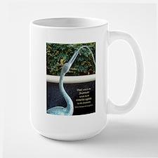 Fountain Quote Mugs