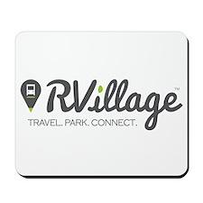 Rvillage Logo Mousepad