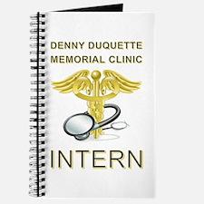 DENNY DUQUETTE Journal