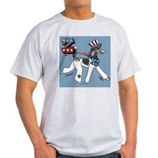 Cute Poodle cartoon T-Shirt
