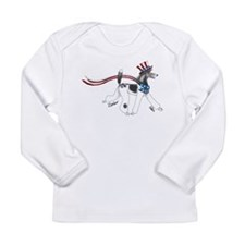 Patriotic Baby Long Sleeve T-Shirt
