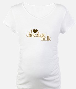 I Love Chocolate Milk Shirt