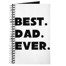 Best Dad Ever Journal
