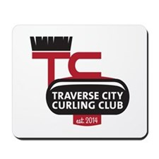 Tc Curling Club Mousepad