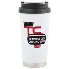 TC Curling Club Travel Coffee Mug