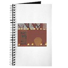La Noche Buena Adobe Wall Journal