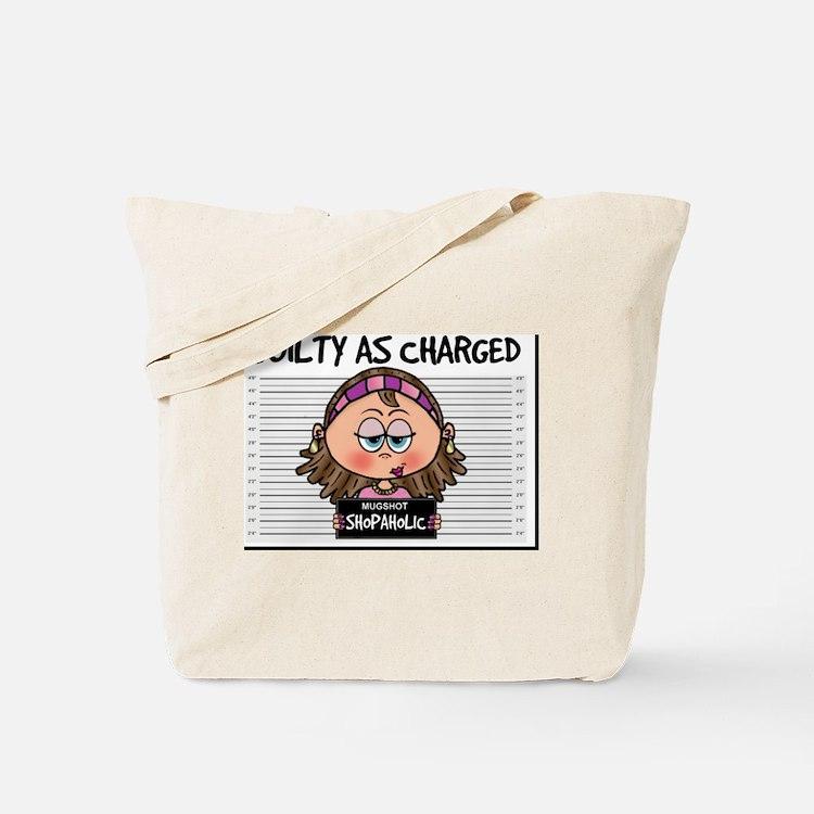 Shopaholic 1 Tote Bag
