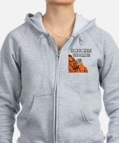 Home Is Where You Park It - Cla Zip Hoodie