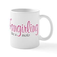 Fangirling - like a mofo Mugs