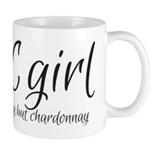 ABC Girl anything but chardonnay Mug