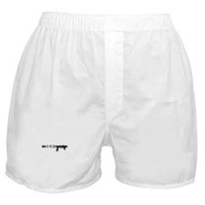 Black Belt Boxer Shorts