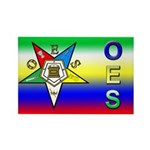 OES Rectangle Magnet (100 pack)