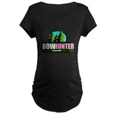 Bowhunter Archery Babe T-Shirt