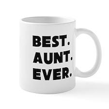 Best Aunt Ever Mugs