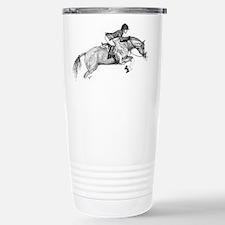 Hunter Jumper Pony Travel Mug