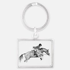 Hunter Jumper Pony Keychains