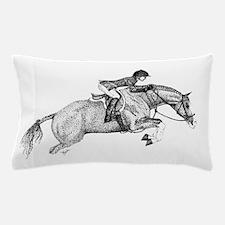 Hunter Jumper Pony Pillow Case