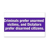2nd amendment Car Magnets