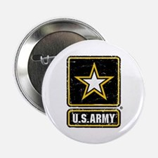 """US Army Vintage 2.25"""" Button"""