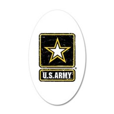 US Army Vintage Wall Decal