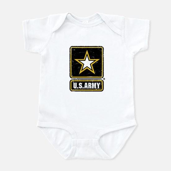 US Army Vintage Infant Bodysuit