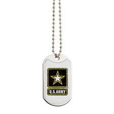 US Army Vintage Dog Tags