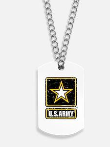 US Army Vintage Dog Tags
