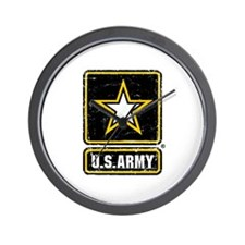 US Army Vintage Wall Clock