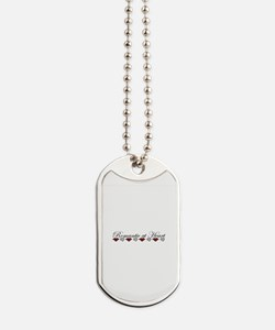 Romantic At Heart Dog Tags