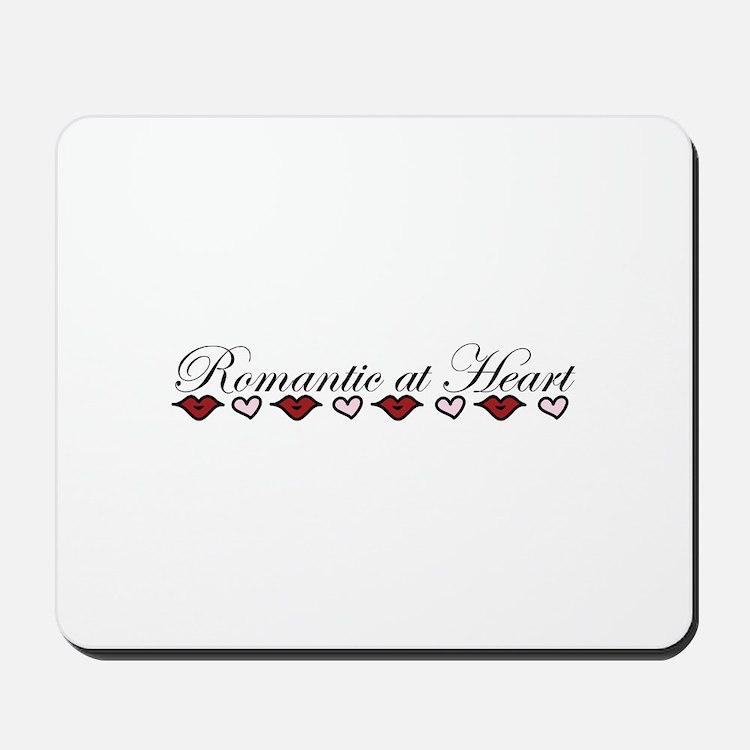 Romantic At Heart Mousepad