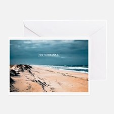 The Outer Banks. Card Greeting Cards