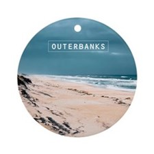 The Outer Banks. Ornament (round)