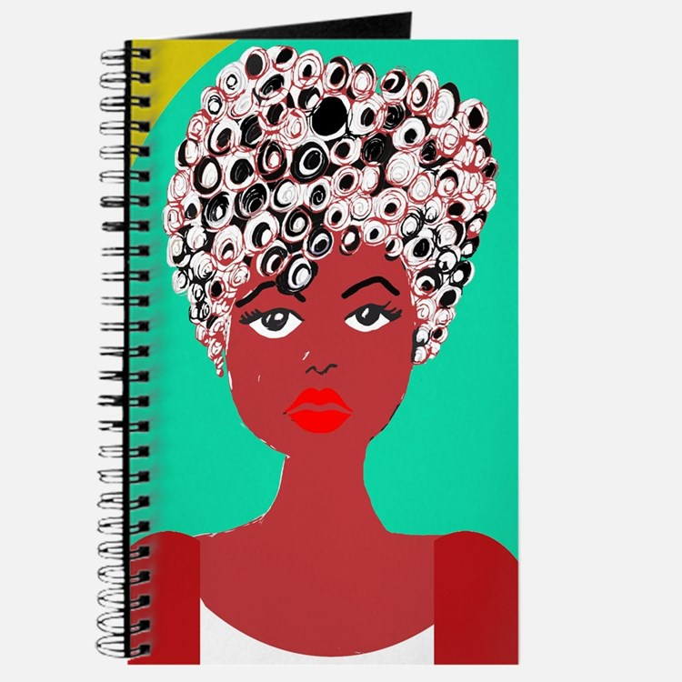 Sadie, the girl with the curls Journal