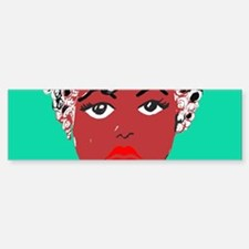 Sadie, the girl with the curls Bumper Bumper Bumper Sticker